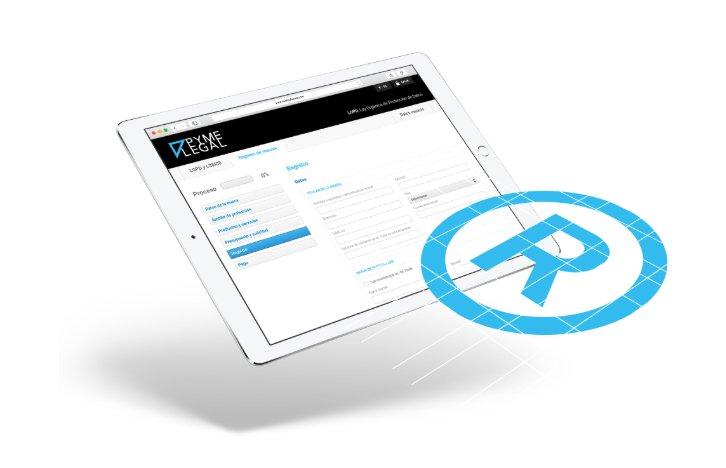 Registro de marcas y patentes