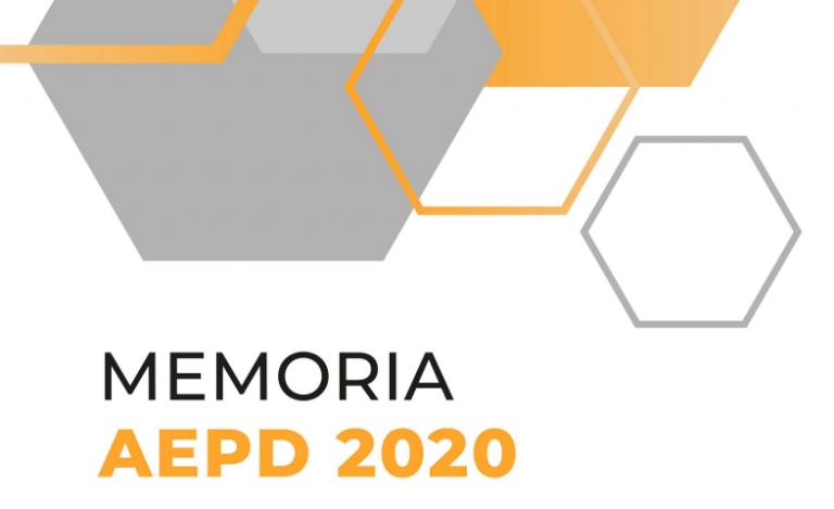 memoria anual AEPD